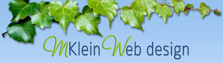 MKlein Web Design