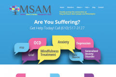 MSAM </br> Mindfulness Group Therapy Center