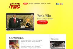 Ron's Ribs </br> A Philadelphia Restaurant Revival